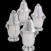 SALE Set of Two Georg Jensen 363 Salt & Pepper Sets