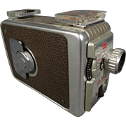 Kodak Vintage Brownie Movie Camera 8MM Film with Original Instruction
