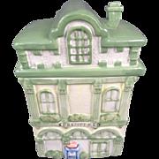 Vintage Post Office Cookie Jar