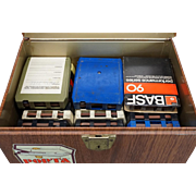 33 8-Track Collection In Metal Box