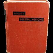 Principles Of Internal Medicine 5th Ed. By T. R. Harrison C. 1966.