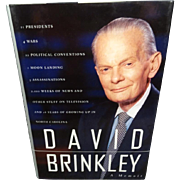 David Brinkley By David Brinkley