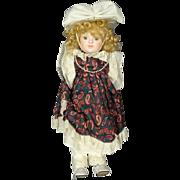House Of Lloyd 'The Christmas Shopper' Doll Christmas Around The World