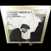 Tchaikovsky Concerto No 1 with Pianist Van Cliburn and Kiril Kondrashin