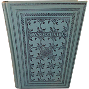 The Ruling Passion By Henry Van Dyke Sylvanora Edition Hardcover 1927
