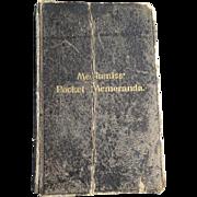Mechanics' Pocket Memoranda 1904