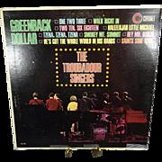 "The Troubadour Singers Vinyl Record ""Greenback Dollar"" Album"