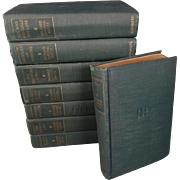 The Novels and Stories of Richard Hard Davis 8 Volumes