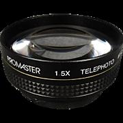 Promaster Telephoto Lens 4615 1.5X Multicoated
