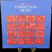 The Life Treasury of Christmas Music Vinyl Record