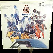 Sly And The Family Stone Greatest Hits Vinyl Record 1970 KE 30325