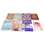 Quilts Magazine Lot Of 6 Also American Quilts and Creative Needle Magazine