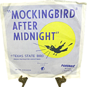 Mockingbird After Midnight Record from HemisFair 1968