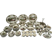 Johnson Brothers The Friendly Village Dinnerware 105 Pieces