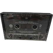 Depeche Mode Music For The Masses Cassette 1987
