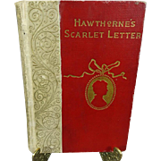 Scarlet Letter By Nathaniel Hawthorne 1893