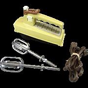Montgomery Ward Electric Hand Mixer