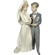 Lladro 'From This Day Forward'  porcelain figurine