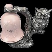 Michael Ricker ' Arlene Owl ' With Bell 1984