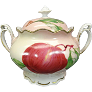 Moritz Zdekaver Wheelock Vienna Sugar Bowl and Lid