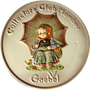 Hummel Goebel 1978 Collectors Club #690 Edition No. 2