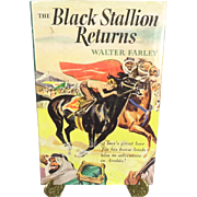 The Black Stallion Returns by Walter Farley