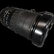 Vivitar 28-210mm 1:3.5 - 5.6 Macro Focusing Zoom Lens With Manual