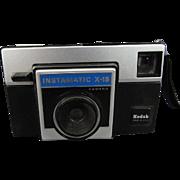 Kodak Instamatic X-15 Circa 1970's