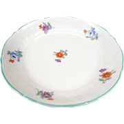 Schumann Floral Patterned Sauce Dish