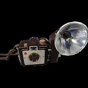 Vintage Kodak Holiday Flash Model Camera
