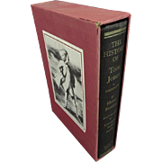 The History of Tom Jones, a Foundling By Henry Fielding 1964