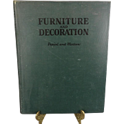 The Book of Furniture and Decoration: Period and Modern