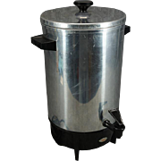 Vintage West Bend 30 Cup Coffee Perculator