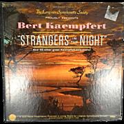 "Vintage Bert Kaempfert  ""Strangers In The Night"" 5  Vinyl Album Box Set"