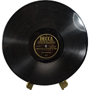 "Mills Brothers 78 RPM Decca Records "" I Had  to Call You Up To Say I ..."