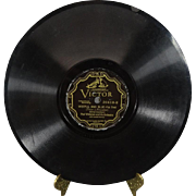 """Paul Whiteman 1927 78 RPM  Victor Records """"Wistful And Blue/Lonely Eyes"""""""
