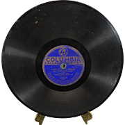 "Dick Robertson 78 RPM Decca Records ""Somebody Stole My Gal/Blues"""