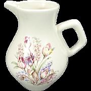 Gouda Holland Ceramic Pitcher #4469 c. 1958-64