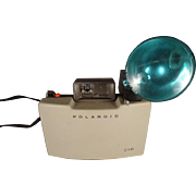Vintage 1967 Collectible Polaroid Automatic 210 Land Camera with Bulb