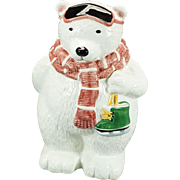 Asia Master Group Polar Bear Cookie Jar