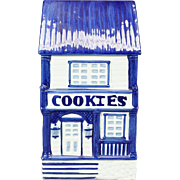 CKAO Cookie Shop Cookie Jar