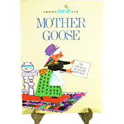 Pop-Up Mother Goose My Favorite Nursery Rhymes - 1966