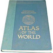 National Geographic Atlas of the World - 1981
