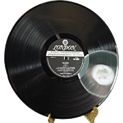 Granados Goyescas Long Play Vinyl Record Includes Program