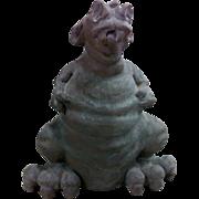 Mae Viff #47 Stone Dragon Sculpture by KM