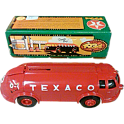 SALE Texaco Doodle Bug Diamond T Tanker Die Cast Coin Bank with Original Box
