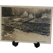 REDUCED Bayard Wootten Carolina Farm Creek Signed Silver Gelatin Photograph