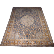 REDUCED Persian handmade Tabriz Carpet , Oriental Rug , Azerbaijan Province , Northwest Persia