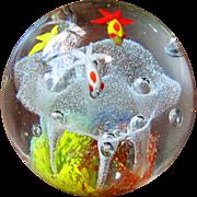 SALE 1960's Murano Art Glass Purchased at the Murana Glass Studio in Venice. Stunning ...