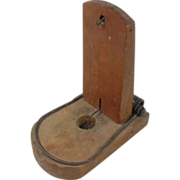 SALE Antique Wooden Rat Trap Made by Lovell Manufacturing in the 1880's. A true ...